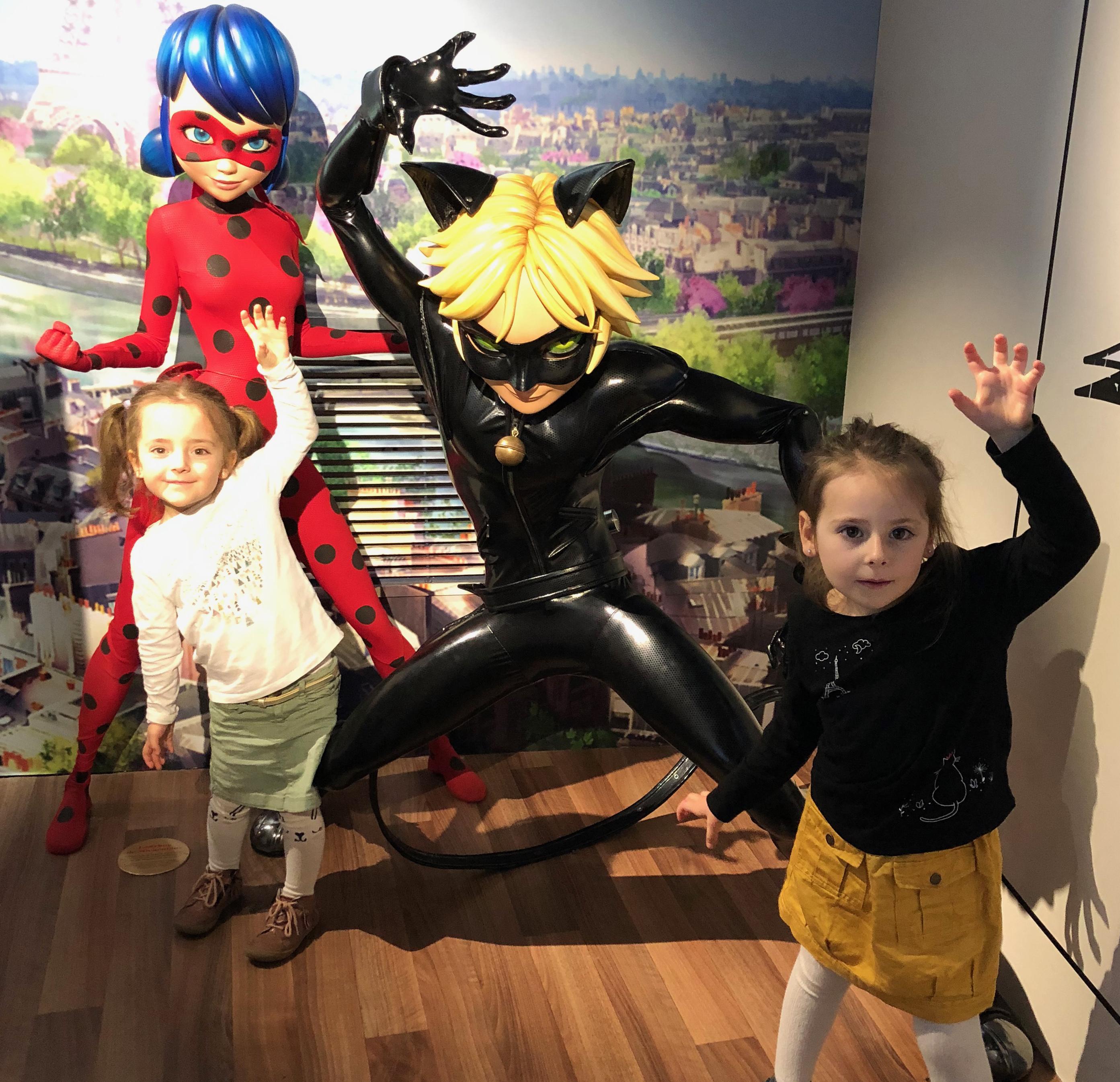 musée grévin héros des enfants