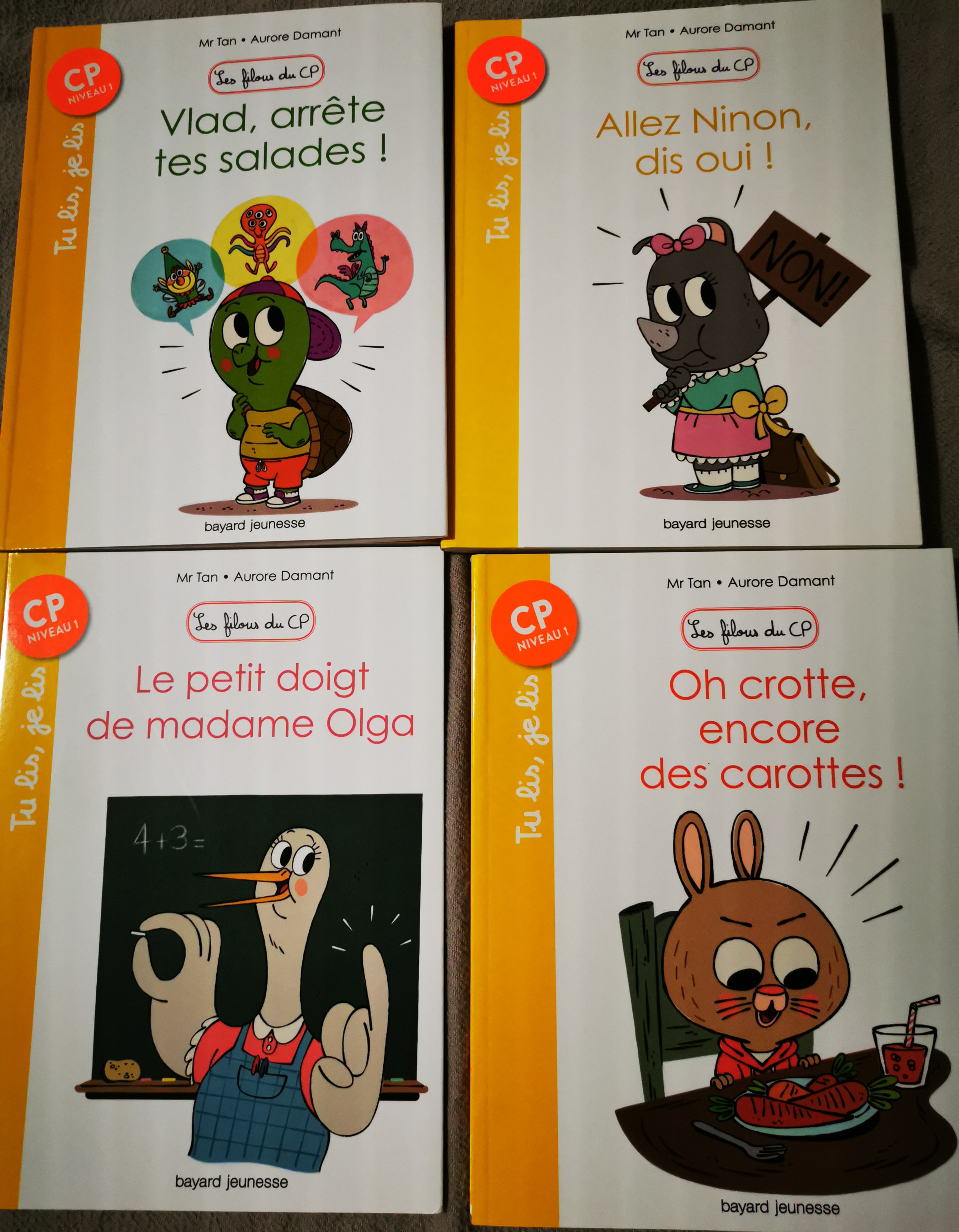 livres de ses 5 ans lecture maternelle