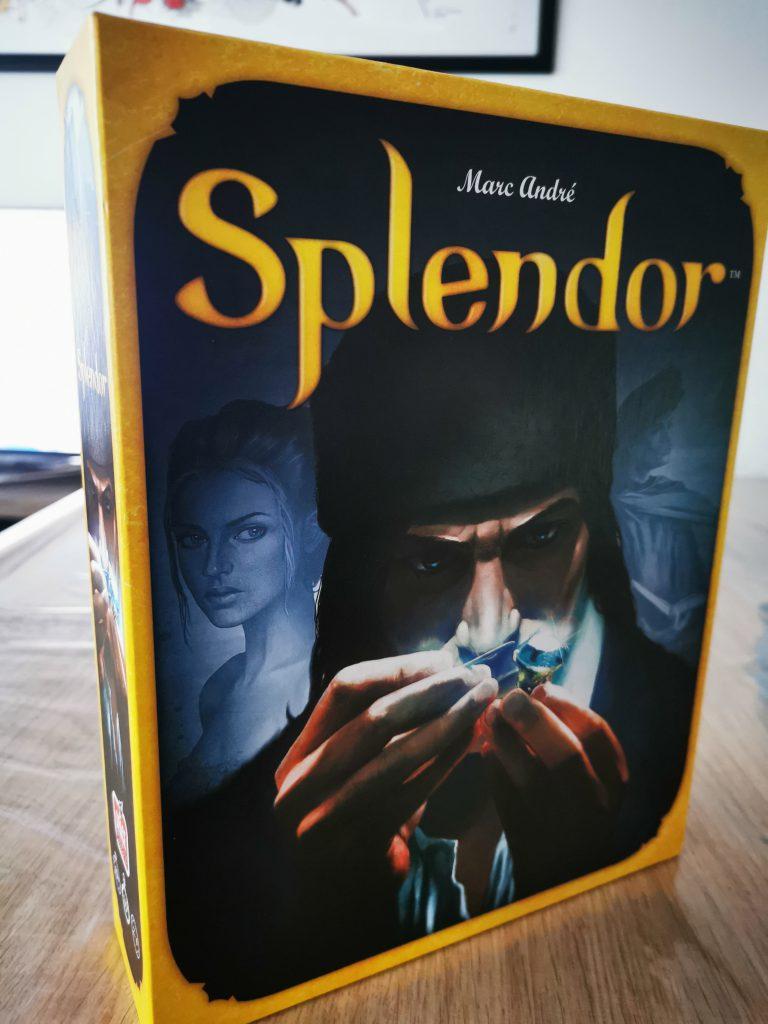 jeu de société Splendor