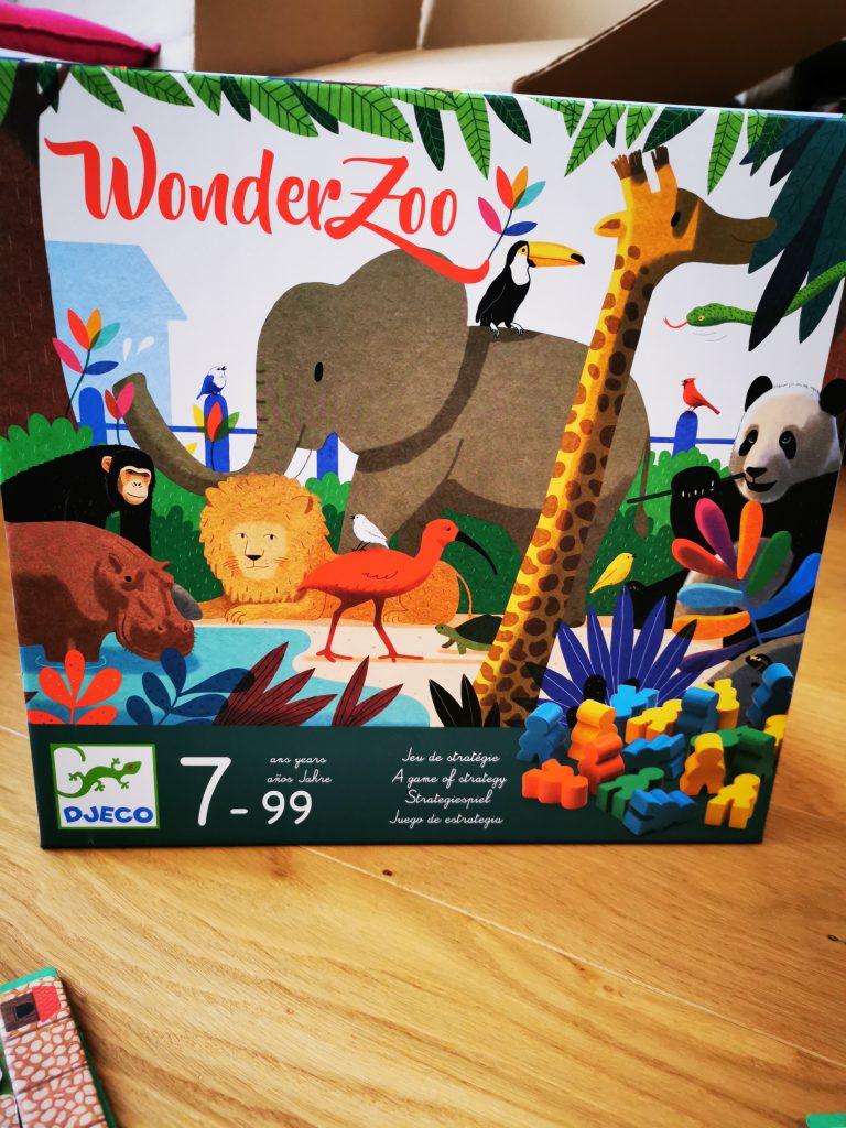 jeu WonderZoo
