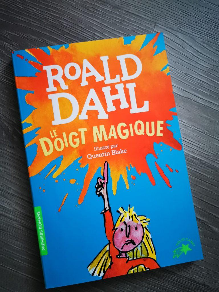 Roald Dahl lecture CE1