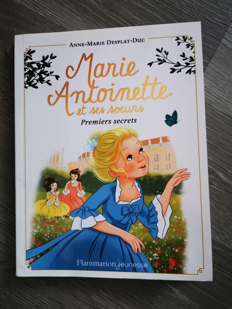 Marie Antoinette livre ce1