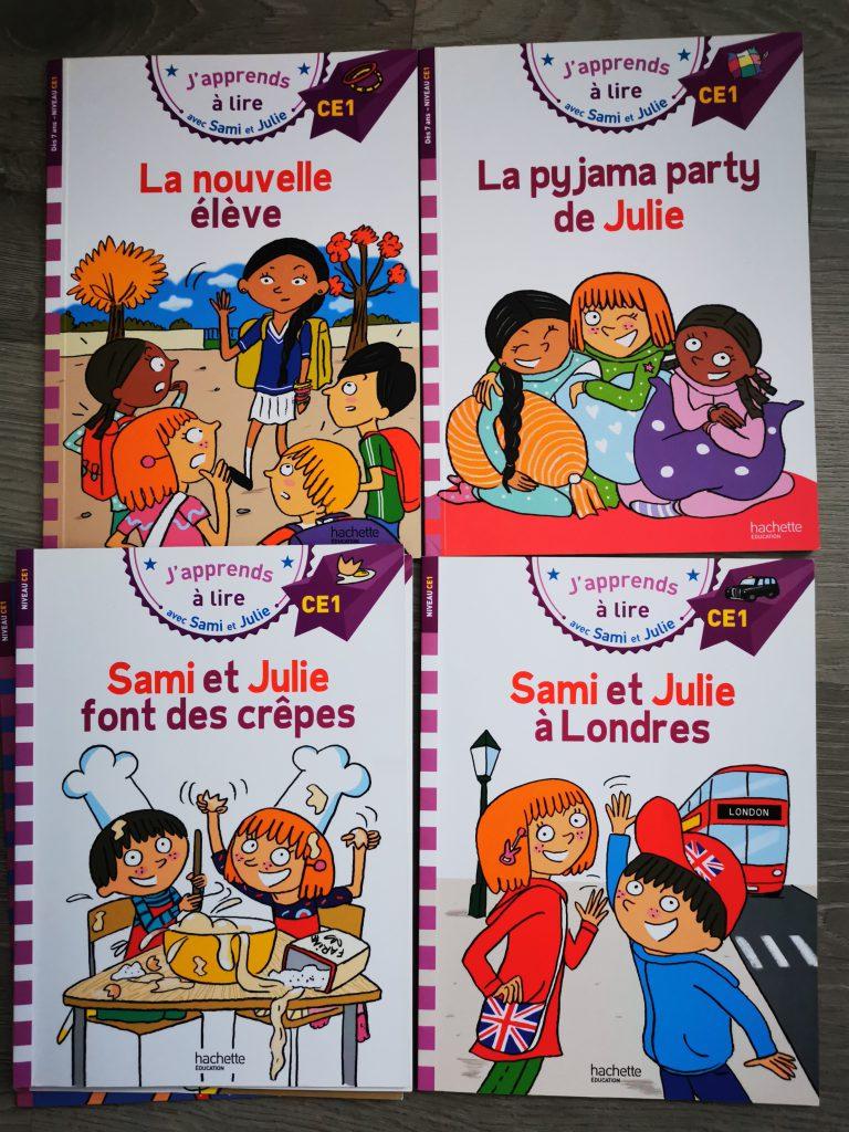 Sami et Julie CE1